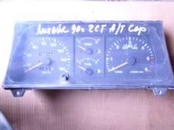 Панель приборов. Toyota Lite Ace, CM30 Двигатель 2CT
