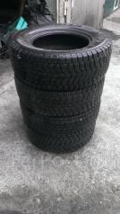 Dunlop Grandtrek SJ6. Зимние, без шипов, 2005 год, износ: 30%, 4 шт