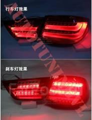 Стоп-сигнал. Toyota Mark X, GRX135, GRX130, GRX133 Двигатели: 4GRFSE, 2GRFSE