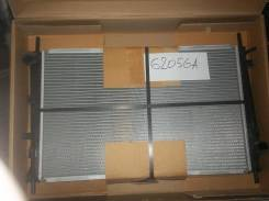 Радиатор охлаждения двигателя. Ford Mondeo, CA2