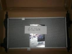 Радиатор охлаждения двигателя. Opel Kadett