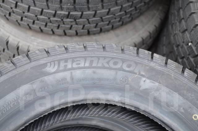 Hankook Winter i*cept IZ2 W616. Зимние, без шипов, 2013 год, без износа, 4 шт
