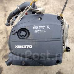 Двигатель в сборе. SsangYong Rodius SsangYong Rexton Двигатели: D27DT, D20DTR, D27DTP, 665925
