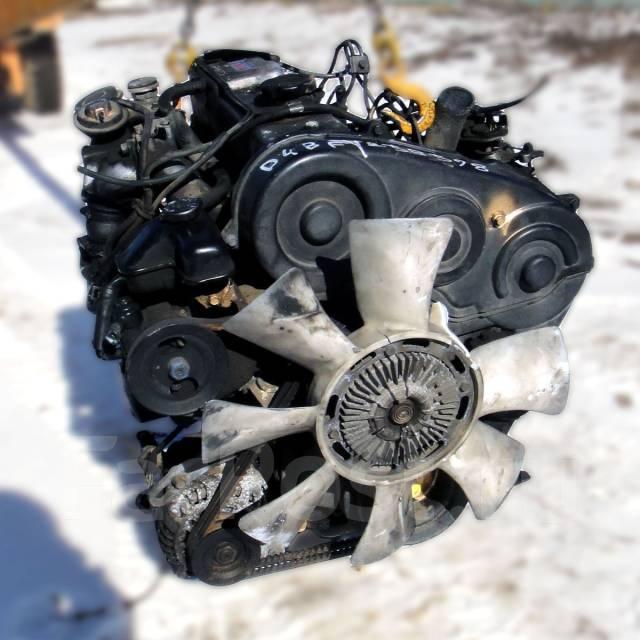 Контрактный б/у двигатель D4BF Turbo на Hyundai