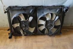 Радиатор охлаждения двигателя. Subaru Impreza, GF5, GC2, GF6, GF3, GF4, GC1, GF1, GFA, GC8, GC6, GC4, GF8 Subaru Forester, SF5 Двигатели: EJ15E, EJ16E...
