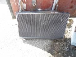 Радиатор охлаждения двигателя. Honda Accord, CM2 Двигатель K24A