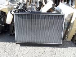 Радиатор охлаждения двигателя. Honda Odyssey, RA7 Двигатель F23A