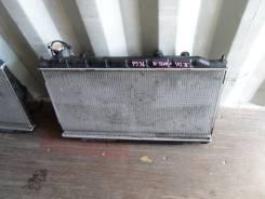 Радиатор охлаждения двигателя. Nissan Teana, PJ31 Двигатель VQ35DE