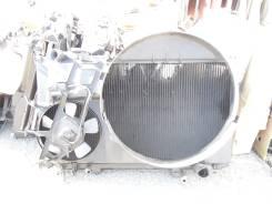 Радиатор охлаждения двигателя. Toyota Crown Majesta, JZS149 Двигатель 2JZGE