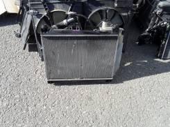 Радиатор охлаждения двигателя. Toyota Raum, NCZ20 Двигатель 1NZFE