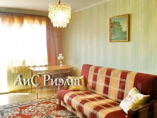 2-комнатная, улица Хабаровская 4. Первая речка, агентство, 48 кв.м. Комната