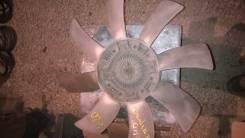 Вентилятор охлаждения радиатора. Toyota Land Cruiser, HDJ81V Двигатель 1HDFT