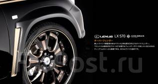Расширитель крыла. Toyota Land Cruiser. Под заказ