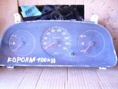 Панель приборов. Toyota Corolla, AE100G, AE100 Двигатель 5AFE