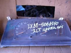 Панель приборов. Toyota Cresta, LX80 Двигатель 2LT