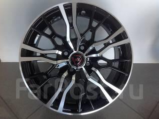 "NZ Wheels SH658. 6.5x15"", 4x98.00, ET32, ЦО 58,6мм."