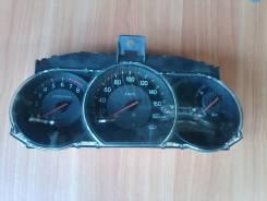 Панель приборов. Nissan Tiida, C11 Двигатель MR18DE