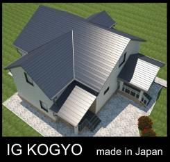 Кровля. Производство Япония.