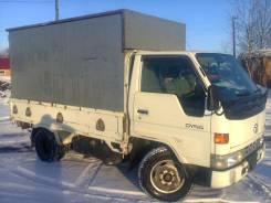 Toyota Dyna. Продается грузовик Toyota DYNA 1999 г. в., 4 104 куб. см., 2 000 кг.