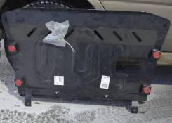 Защита картера ДВС, КПП, раздатки T. Camry ACV30. Toyota Camry, ACV30