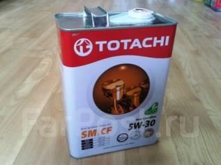 Totachi. Вязкость 5W30, полусинтетическое