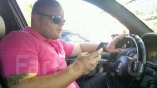 Водитель на личном автомобиле. Незаконченное высшее образование (студент), опыт работы 8 лет