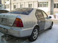 Стекло боковое. Honda Ascot