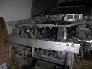 Жесткость бампера. Toyota Wish, ZNE10 Двигатель 1ZZFE