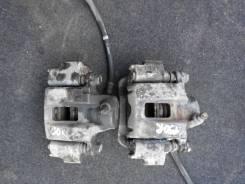Суппорт тормозной. Toyota Land Cruiser Prado, GRJ121, GRJ121W Двигатель 1GRFE