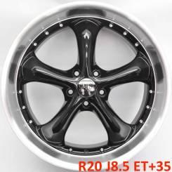 Новые! Status S818 Retro Wheels Оригинал! R20 J8,5 ET+35 5X114.3[1052]. 8.5x20, 5x114.30, ET35, ЦО 73,1мм.