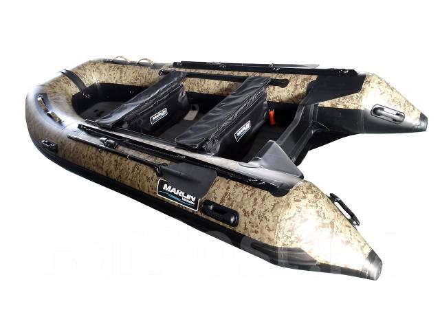 обзор лодки марлин 330