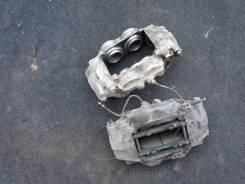 Суппорт тормозной. Toyota Land Cruiser Prado, TRJ150W Двигатель 2TRFE