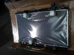 Радиатор охлаждения двигателя. Toyota Venza, AGV10 Двигатель 1ARFE