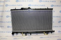 Радиатор охлаждения двигателя SUBARU LEGACY B4 BE# BH# EJ20TT /LANCASTER 98-03/ TWIN TURBO