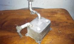 Радиатор охлаждения двигателя. Audi Q7 Двигатель BAR