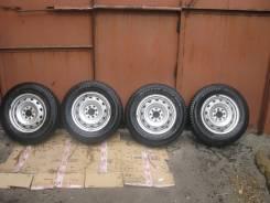 Bridgestone Blizzak Revo 969. Зимние, без шипов, 2011 год, износ: 10%, 4 шт