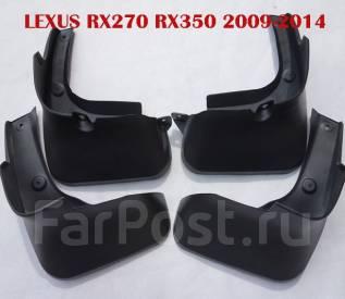 Брызговики. Lexus RX270, AGL10W, AGL10, GYL15, GGL15 Lexus RX350, GGL15W, GGL16W, GYL15, GGL10W, GGL15, AGL10 Lexus RX450h, GYL15W, GYL16W, AGL10, GGL...