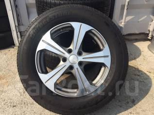 Отличные летние колеса на литых дисках 225/65R17. 7.0x17 5x114.30 ET40
