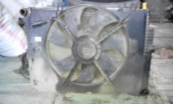 Вентилятор охлаждения радиатора. Mercedes-Benz E-Class, 210