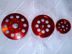 Шкив. Nissan Stagea Nissan Skyline GT-R Nissan Skyline Двигатели: RB26DETT, RB26DTT