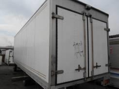 Продам будки реф., термос, мебельные, от японских грузовиков, контр.