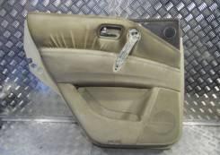 Обшивка двери. Nissan Patrol, Y62