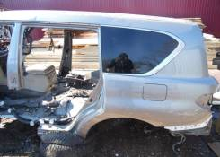 Крыло. Nissan Patrol, Y62