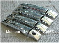 Накладка на ручки дверей. Subaru Forester, SH5