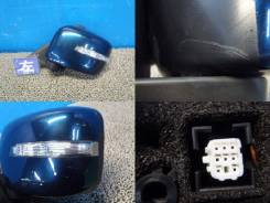Зеркало заднего вида боковое. Suzuki Solio, MA15S Suzuki Wagon R, MH34S, MH35S Mitsubishi Delica D:2, MB15S, MB36S Двигатели: K12B, K12C, R06A
