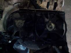 Вентилятор радиатора кондиционера. Subaru Forester