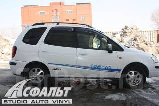 Оракал. Toyota Corolla Spacio, AE111N, AE115N Двигатели: 4AFE, 7AFE