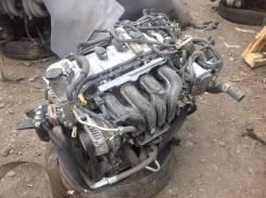 Двигатель в сборе. Mazda Demio, DE3FS Двигатель ZJVE