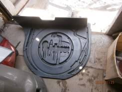Панель стенок багажного отсека. Toyota Vitz, NCP10 Двигатель 2NZFE
