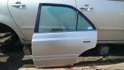 Дверь левая задняя Toyota Carina AT211, 2001г